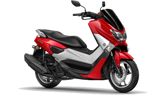 NMAX Power red