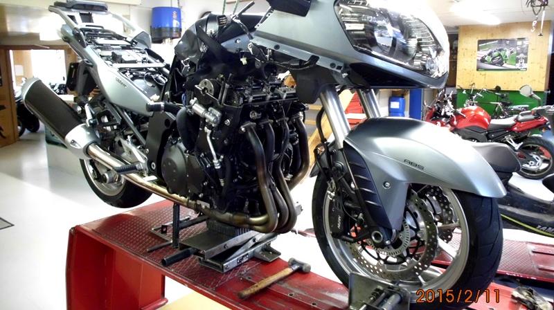 Werkstatt Horat Motos
